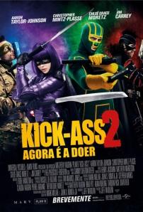 Kick-Ass 2: Agora é a Doer