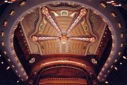 Tecto da sala principal