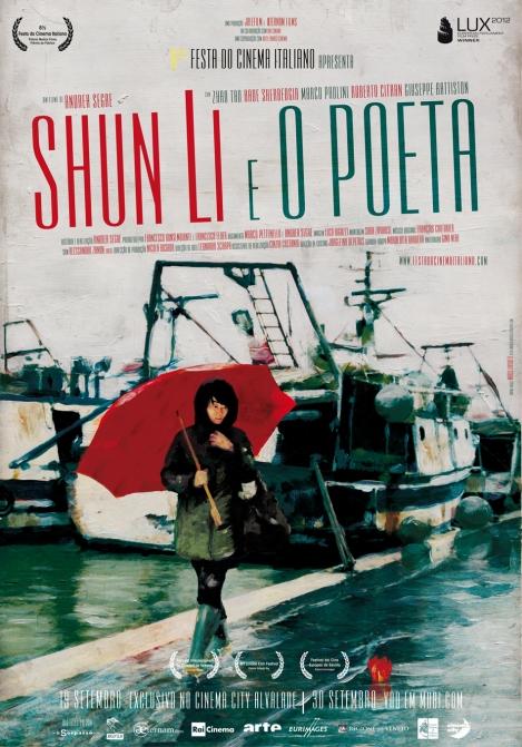 Shun Li e o Poeta Cartaz