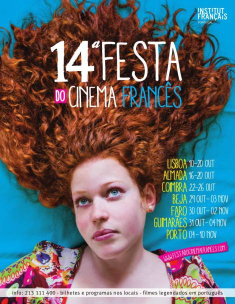 Festa Cinema Frances 2013 poster