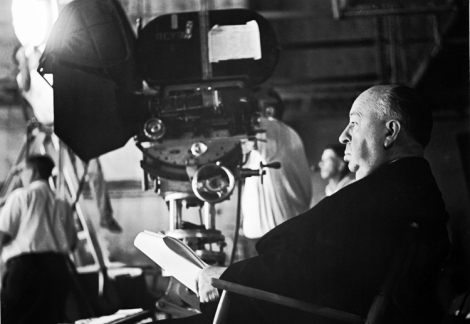 hitchcock-on-set