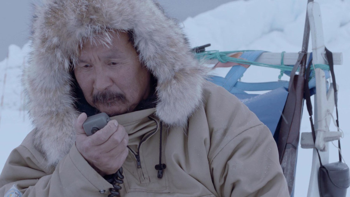 CURTA-METRAGEM: Aningaaq, o outro lado de «Gravidade»