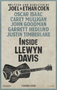 Inside Llewyn Davis poster