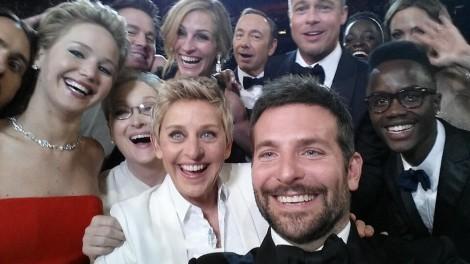 Oscars2014 selfie