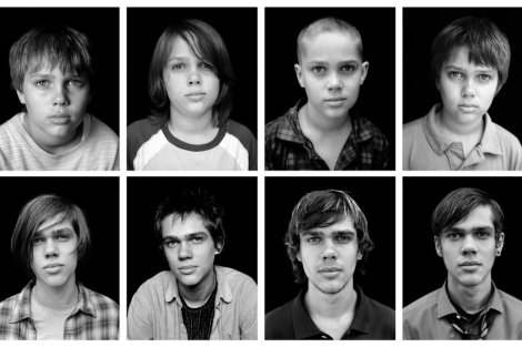boyhood 8 faces