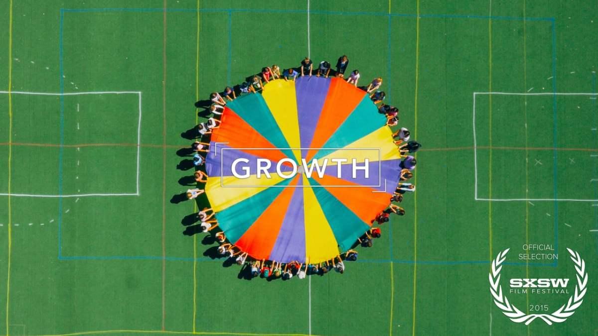 CURTA-METRAGEM: Crescimento