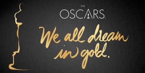 Oscars 2016 Banner