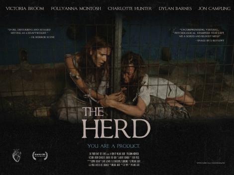 The Herd poster