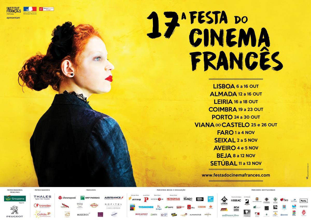 Festa do Cinema Francês 2016: Programação