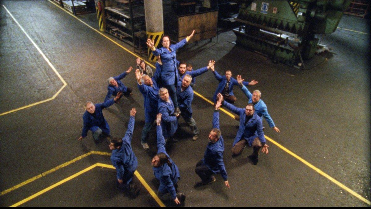 «A Fábrica de Nada»: cinema em autogestão